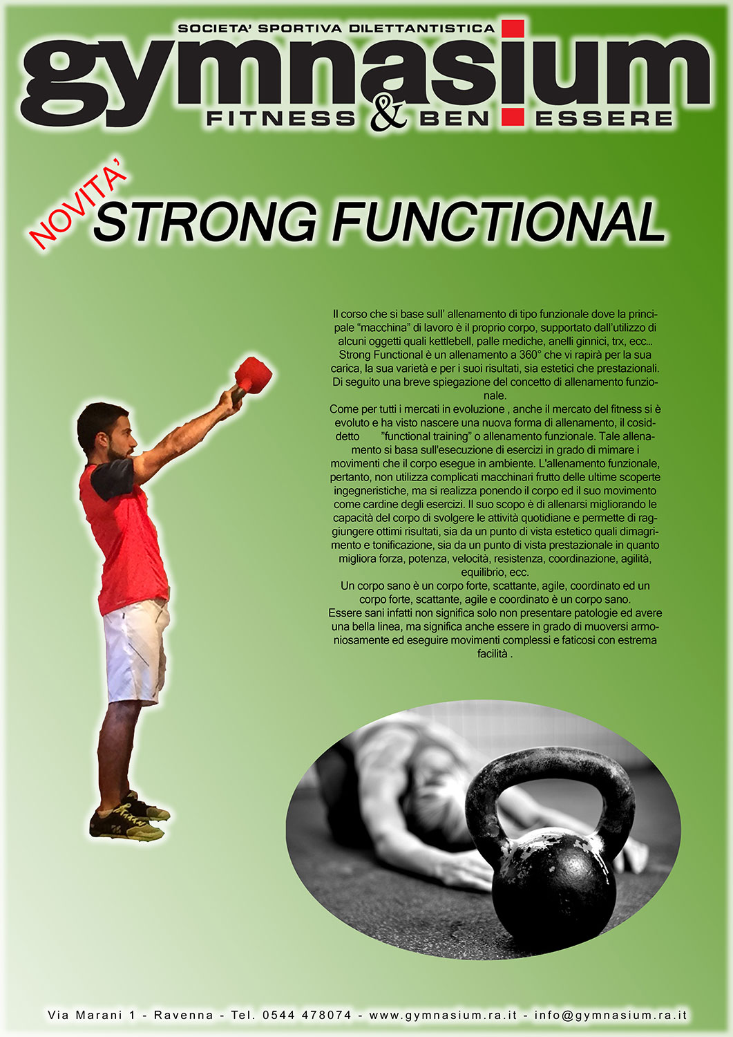 Strong-Functional